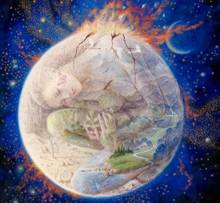 Tierra, el elemento de la estabilidad