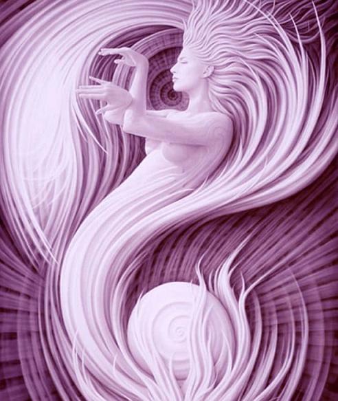 Danzar desde el corazón, una danza sagrada