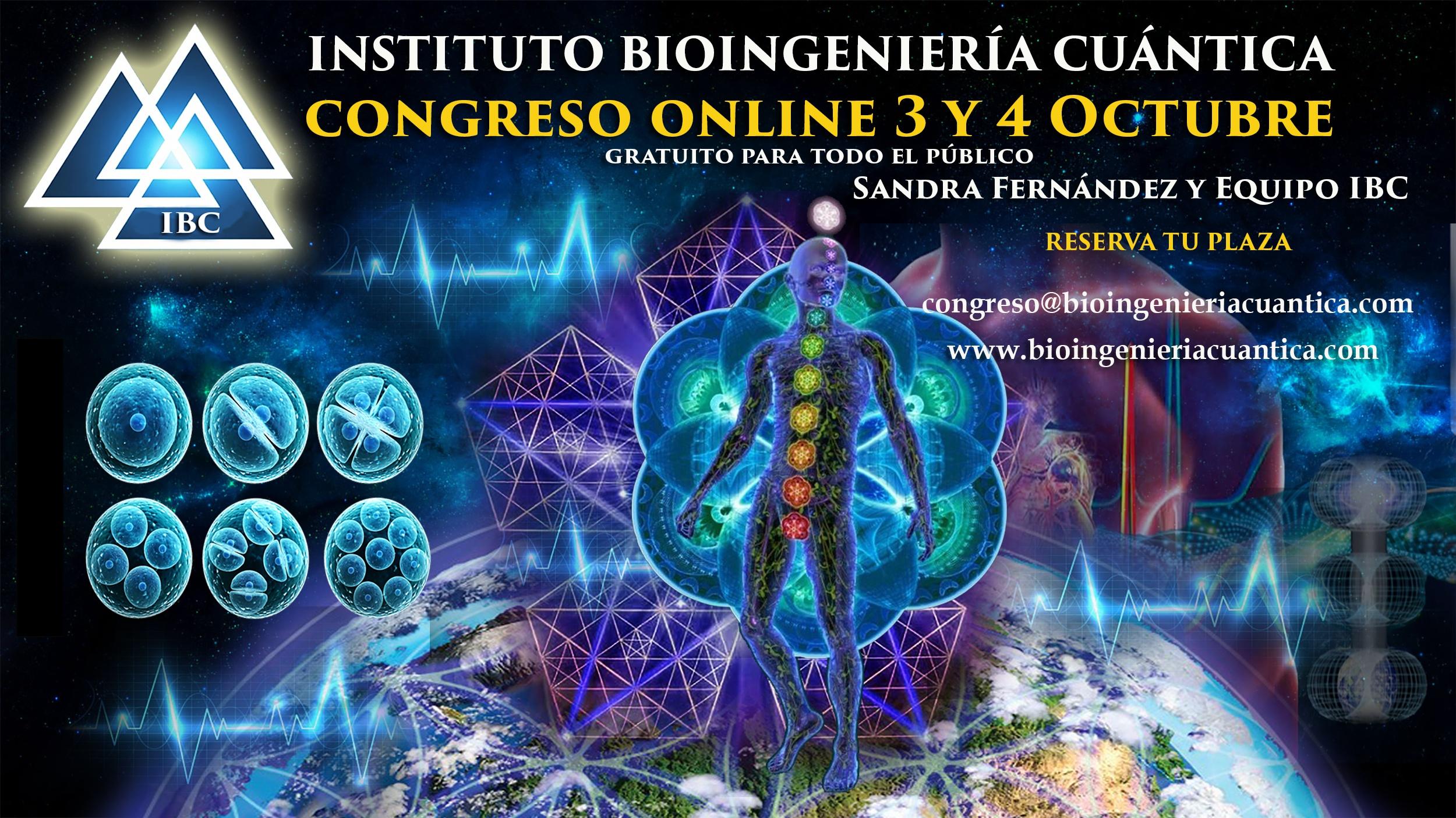 Congresos Internacionales IBC Formación Online 3 y 4 de octubre 2020 @ Formación Online